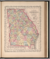 A New Map of Georgia