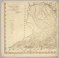 Map of Virginia, 1818 (lower left sheet)