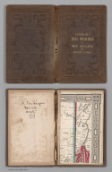 Covers: Railroad Map Of New England & Eastern New York
