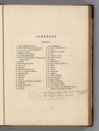Contents: General Atlas, Containing Maps illustrating some important periods in Ancient History