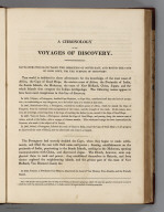 Text Page 9: A Chronology of the Voyages of Discovery