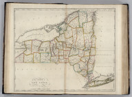 The State of New York. S. Lewis del. J.G. Warnicke Sc.