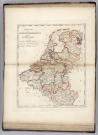Holland Or The Seven United Provinces, And The Netherlands. S. Lewis, delin.