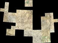 (Composite map of) All Wheeler Topographical Atlas Sheets
