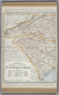 Western Part of North and South Carolina.