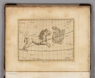 Plate 11. (Constellations near Cancer).