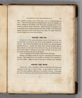 (Text Page) Hydra - the Water Snake (continued). Crater - the Cup. Corvus - the Crow.
