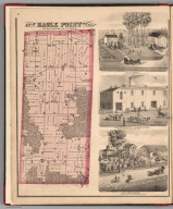 Eagle Point Township, Ogle County Illinois. View: Residences and Businesses of Ogle County, Illinois.