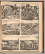 View: Residences and Businesses of Ogle County, Illinois.