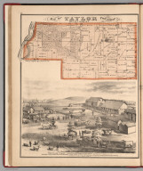 Taylor Township, Ogle County, Illinois. View: Residences and Businesses of Ogle County, Illinois.