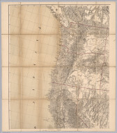 Map of the Territory of the U.S. West of the Miss. Riv. Sheet no. 1. (Prepared by authority of the Hon. the Secretary of War in the Office of the Chief of Engineers under the direction of Brig. General A.A. Humphreys Chief of Engineers and Brevet Maj. Gen. U.S. Army. By Edward Freyhold 1879)
