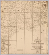 Map of the Territory of the U.S. West of the Miss. Riv. Sheet no. 6. Prepared by authority of the Hon. the Secretary of War in the Office of the Chief of Engineers under the direction of Brig. General A.A. Humphreys Chief of Engineers and Brevet Maj. Gen. U.S. Army. By Edward Freyhold 1879.
