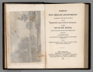 Title page: Norman's New Orleans and Environs