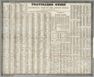 Travelers Guide and Statistical View of the United States