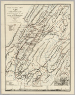 Map Of The Warm Springs Valley