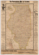 Pantagraph Map Of Illinois