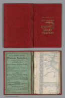 Covers: D.B. Cooke & Co's Railway Map Great Western