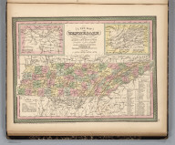 A New Map of Tennessee