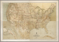 Composite: Military Map of the United States