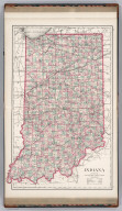 Indiana. By Frank A. Gray. Entered ... 1876 by O.W. Gray & Son....