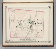 Map of Orange Court House, Orange County, Virginia. Philadelphia: O.W. Gray & Son.