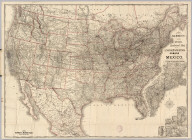 Railroad Map Of The United States