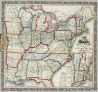 Road Map Of The United State
