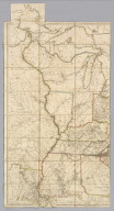 A Map of the United States of North America Drawn from a number of Critical Researches ... Additions to 1819 (Western two sheets only). London, Published by A. Arrowsmith, No. 10 Soho Square Jan 1st 1796.