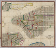 Map Of The City Of New York