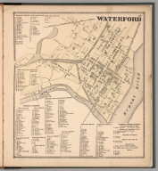 Waterford, New York.
