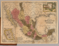 Map of Mexico including Yucatan
