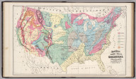 Geological Formations of the United States.