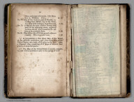 Text Page: (10) A List of Maps, Charts, and Geographical Works.
