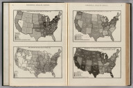 Commercial Atlas of America. (United States. Population Attributes).