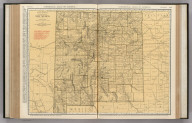 Commercial Atlas of America. Rand McNally Standard Map of New Mexico.