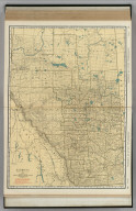 Commercial Atlas of America. Alberta.