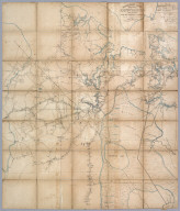 Military Map of a part of Eastn. Virginia.