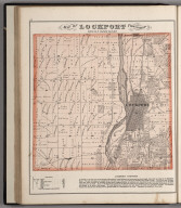 Lockport Township, Town. 36 N. Range 10 East., Will County, Illinois.