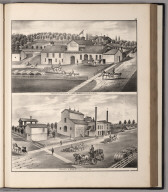 View: Breweries of Fred Sehring, A. Scheidt.