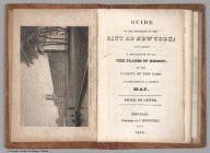 Title Page: Environs Of The City Of New York