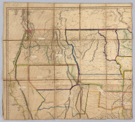 (Northwestern Part only of) Map of the United States with the contiguous British & Spanish Possessions Compiled from the latest & best Authorities by John Melish. Engraved by J. Vallance & H.S. Tanner. Entered ... 16th day of June 1820. Published by James Finlayson Agent Philada. Successor to John Melish, Improved to 1823.