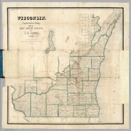 Wisconsin Sectional Map