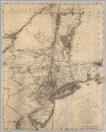 Map of the Province of New - York
