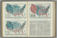 Dates on Which First Killing Frost .... Number of Times ... Season without Killing Frost was 15 Days or More Shorter than the Average. Atlas of American Agriculture. KLM.