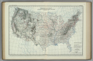 Location of Meteorological Stations. Figure A. Atlas of American Agriculture.