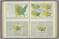 ... Periods of 30 Days or More without 0.25 inch of Precipitation in 24 Hours. (Additional Precipitation Maps). Atlas of American Agriculture. FJM.