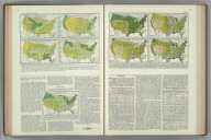 Average Number of Days (Hail, Fog, Thunderstorms, Clear, Cloudy). Average Relative Humidity. Atlas of American Agriculture.