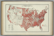 Areas Covered by the Soil Survey. Soils, Plate 1. Atlas of American Agriculture.