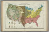 Distribution of the Great Soil Groups. Soils, Plate 2. Atlas of American Agriculture.