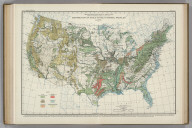 Distribution of Soils without Normal Profiles. Atlas of American Agriculture. A. Hoen & Co., Balto.